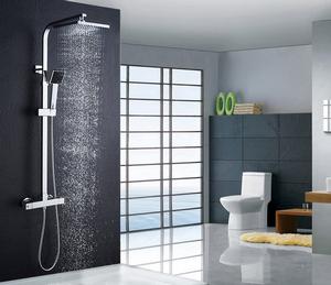 Pourquoi installer une colonne de douche chez soi